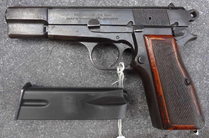 9mm Parabellum Pistol Hungarian Related Keywords