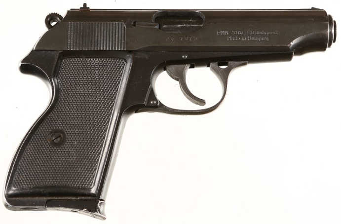 PMK-380 Hungarian Weapons Femaru FEG Pistols