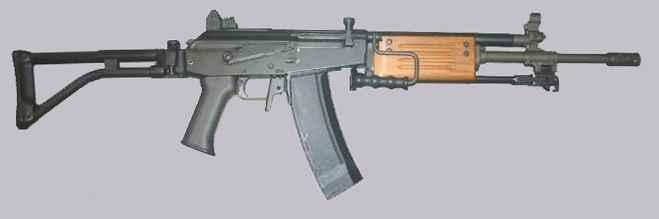 Galil Machine Guns Hungarian Weapons