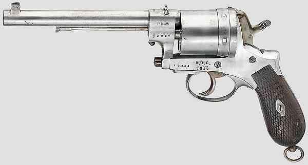 Gasser Revolver M1870/74 Gasser Army Revolver