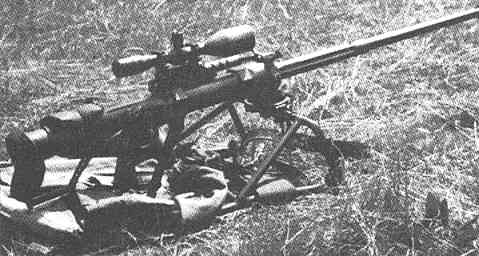 20mm sniper rifle. Gepard M1A1 Sniper Rifle