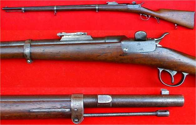 Austro Hungarian Werndl Infantry Rifles And Carbines