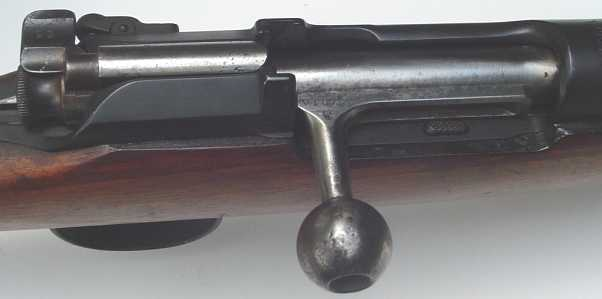 Greek Mannlicher-Schoenauer Rifle Austro-Hungarian Weapons