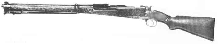 Mannlicher M1914 Infantry Rifle Hungarian Weapons