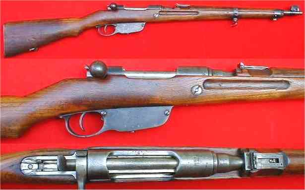 Mannlicher 31M Rifles and Carbines - Hungarian Weapons
