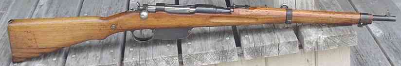 Mannlicher M95/30 Rifles and Carbines in Austria Hungary